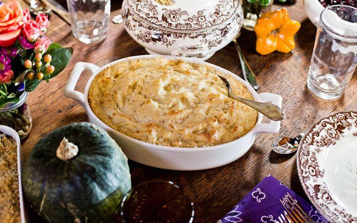 Make ahead Mashed Potatoes --  Photos: Ree Drummond's Ranch Thanksgiving