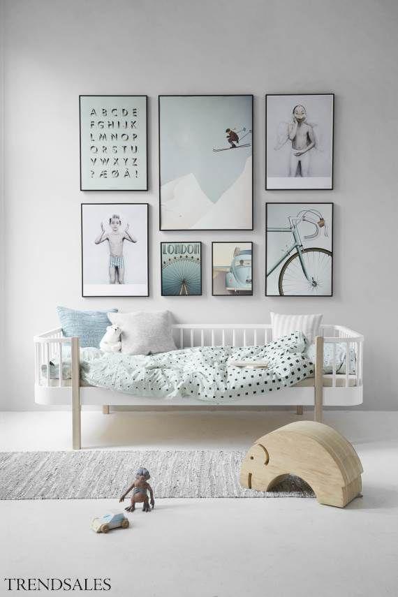 Kids Room Wall Art. @thelittlescoll
