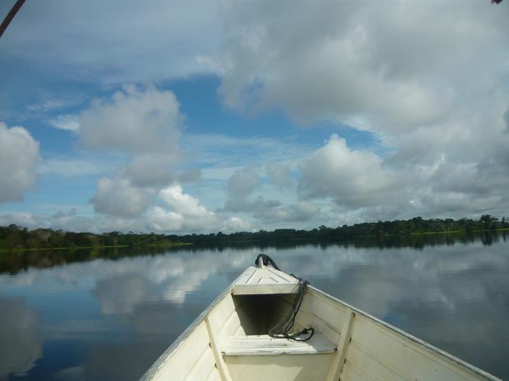 Lagos de Yahuarcaca. Leticia, Amazonas