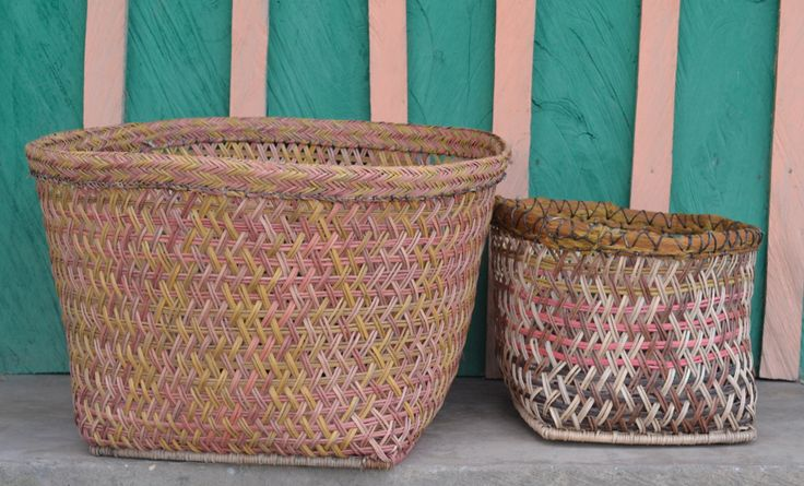 Piaroa basket, Vichada, Colombia. #Mambe Shop www.mambe.org