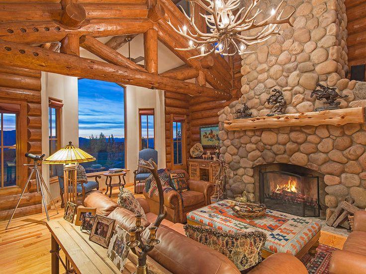 81 Best Images About Log Homes On Pinterest Log Cabin