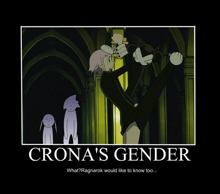 Ragnarok X Crona Soul Eater - Crona and...