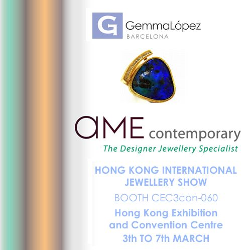 Hong Kong International Jewelry Show. 3th to 7th March. Booth CEC3con-060. Hong Kong Exhibition and Convention Centre