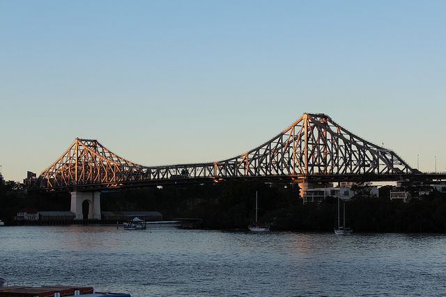 Storey Bridge - Brisbane, Australia