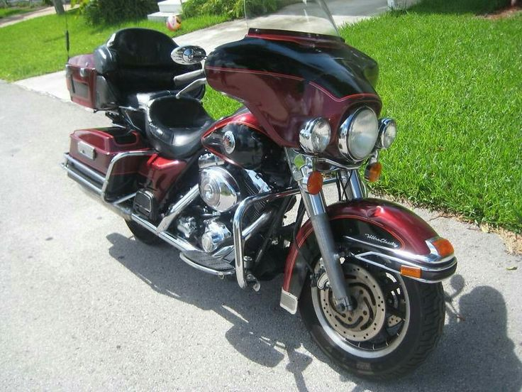 2002 Harley Davidson Ultra Glade