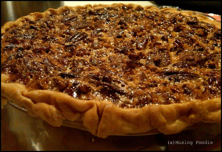 @Ree Drummond | The Pioneer Woman Perfect Pecan Pie