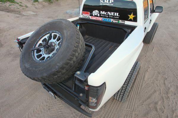 2005 Chevy Colorado Smp Method Wheels Firestone Destination Tires High Angle.JPG Photo 127874762