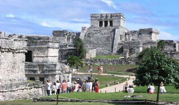 Мексика,Руины Майя