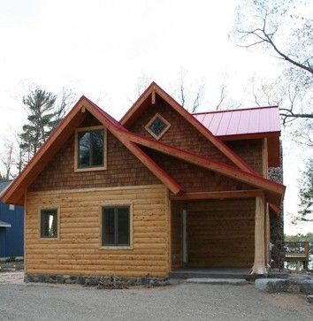 Best 1000 Images About Log Cabin Metal Roofing On Pinterest Log Cabin Homes Metal Roof Colors And 400 x 300