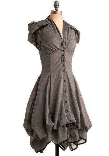 pretend to be helena bonham carter for a day • flouncy studio sweetheart dress