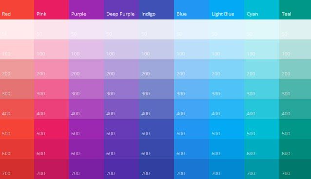 A great collection of material design color generators and tools. These tools will help you derive the perfect colors for your design.