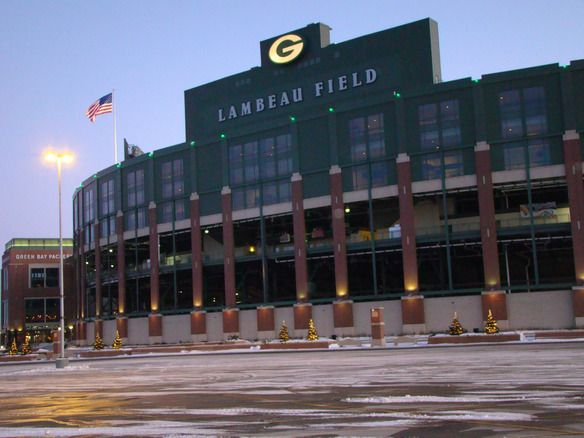 PACKERS FANS, NFL FANS VOTE LAMBEAU 'BEST NFL STADIUM'  :)  CLICK TO SEE THE TOP 10