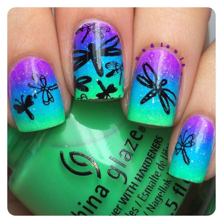 21 best nail stamp images on Pinterest | Bundle monster, Nail ...