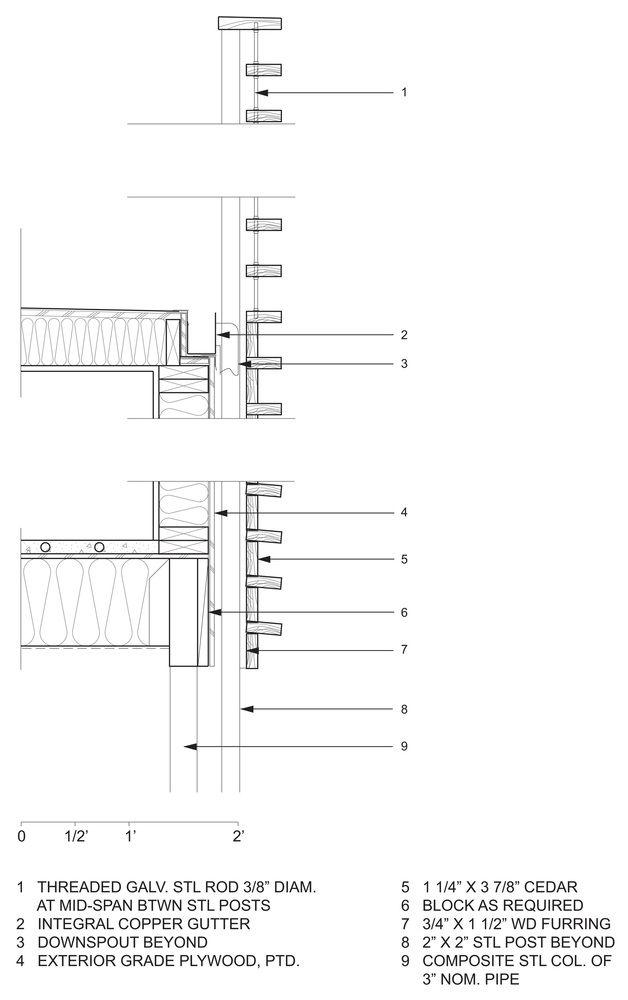 Galería de 50 Detalles constructivos de arquitectura en madera - 221