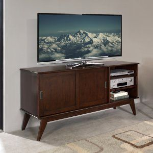 Mid-Century TV Stands on Hayneedle - Mid-Century TV Stands For Sale