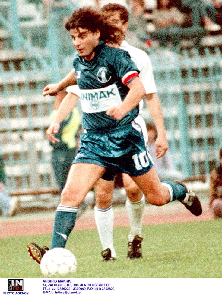 """Vasilis """"Vasia"""" Hatzipanagis , born 26 October 1954) is a retired Greek footballer. He played for Iraklis in the Greek Alpha Ethniki and Pakhtakor in the Soviet Supreme League. He also played for Greece and the USSR Olympic side. He is often regarded as the Greek Maradona.["""