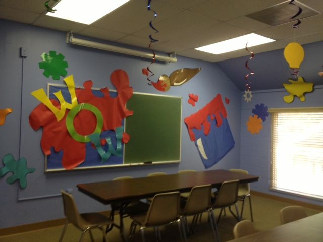 Classroom Setting Ideas ~ Best workshop of wonders vbs images on