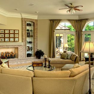 Half Moon Window Design Ideas, Pictures, Remodel and Decor