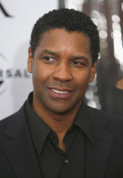 Denzel Washington - one of my favorite all-time actors