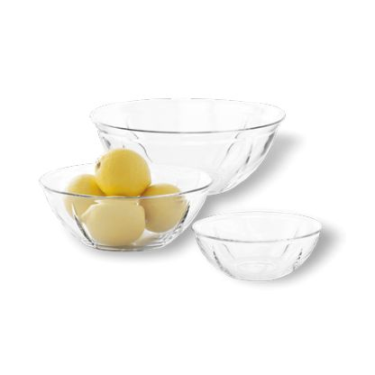 Rosendahl Grand Cru Soft glasskåle, 3 stk.