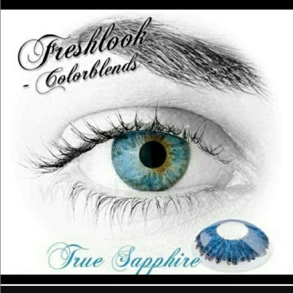 Freshlook contact lenses + case Freshlook contact lenses  New nonprescription  ex- 12-2019 10% all bundles Other