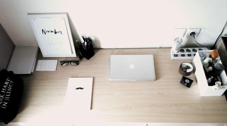Study/Work Room Area. | vivaciousminimalist