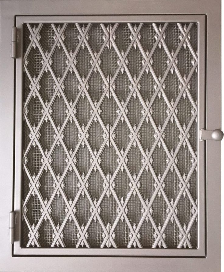 Laura 20x25 Fancy Vents in 2020 Decorative vent cover