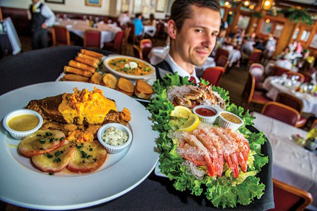 A century of Seafood. In Galveston, Gaido's Defines Classic.