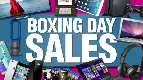 TechRadar Deals: The best Boxing Day Sales 2015: the best deals on tech and games