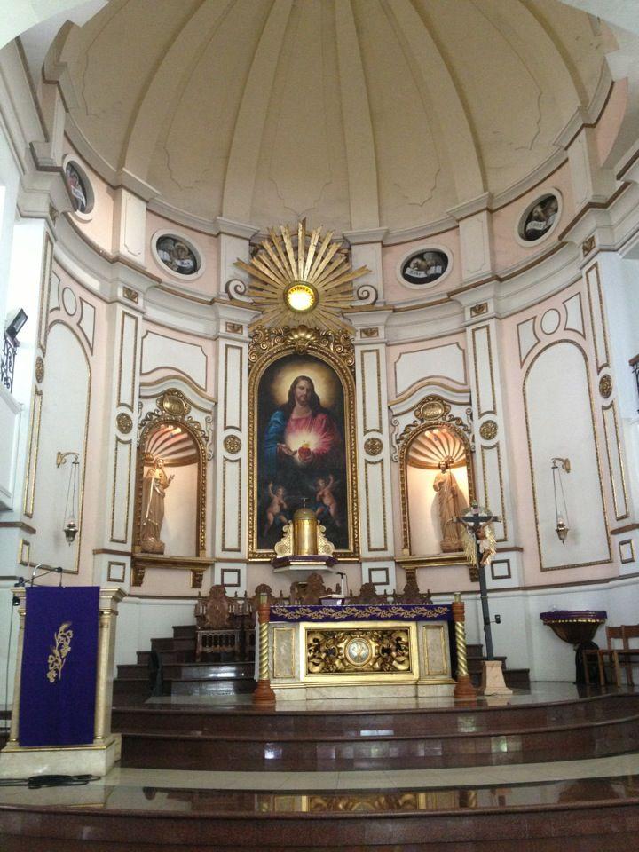 National Shrine of the Sacred Heart of Jesus, Manila, Philippines