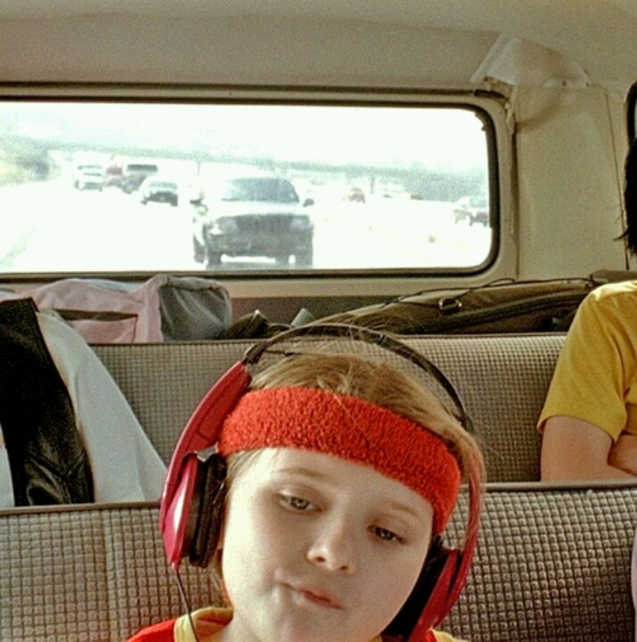 Little Miss Sunshine (2006) Rating: 7.9/10 Directed by: Jonathan Dayton, Valerie Faris Written by: Michael Arndt Log-Line: A family determined to get their young daughter into the finals of a beauty pageant take a cross-country trip in their VW bus.