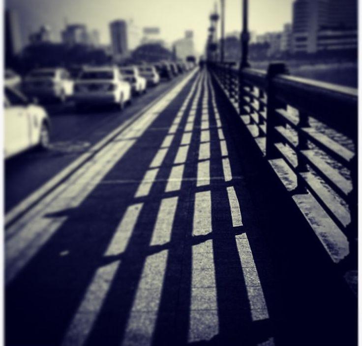 Egypt - Cairo - Qasr El-Nile Bridge