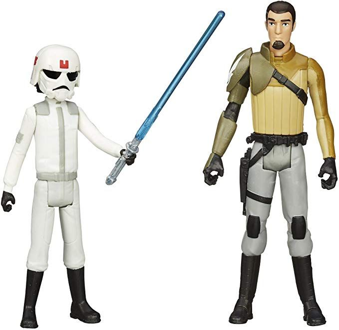 Star Wars Rebels 3.75-Inch Figure Desert Mission Kanan Jarrus