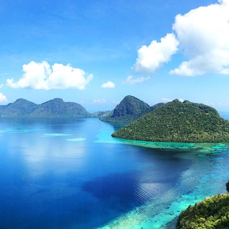 Tun Sakaran Marine Park, Semporna #visitmalaysia