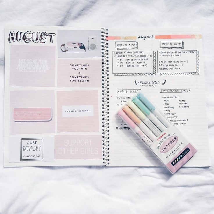 "mxdulus: "" starting my journal for next year! """