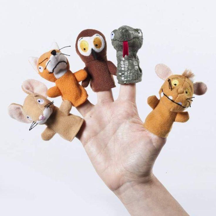 The Gruffalo - The Gruffalo's Child Finger Puppet