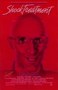 2001's Marathon: SHOCK TREATMENT (1981) - Janet and Brad become contestants on a game show... but wind up as captives instead.