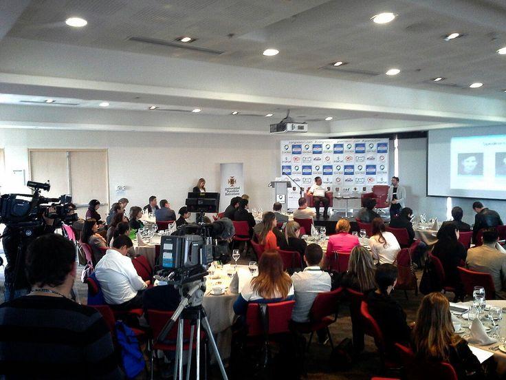 Lanzamiento del II Congreso Iberoamericano de Social Media y los II Premios Iberoamericanos de Social Media