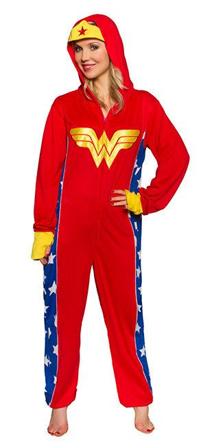 This Wonder Woman onesie: | 28 Insanely Awesome Gifts For The Coolest Geek You Know