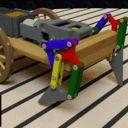 Kinetic Sculpture - SketchUp,Parasolid,SOLIDWORKS,OBJ,Autodesk 3ds Max,STEP / IGES,STL - 3D CAD model - GrabCAD