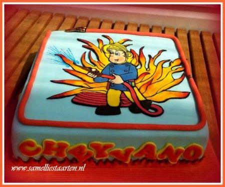 Brandweerman Sam / Sam & Nel's Taarten