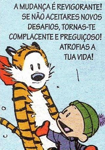 - Calvin e haroldo