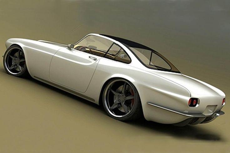 Volvo P-1800 – Wenn ich einen Volvo besitzen müsste, wäre dies das Modell #be …   – Autos