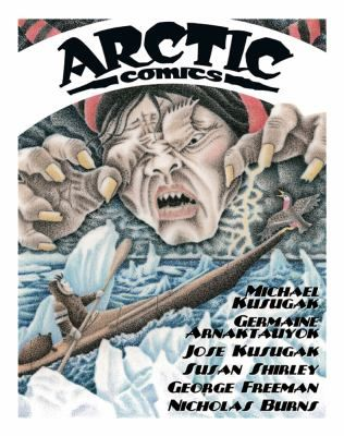 Arctic Comics is a full-colour anthology containing tales of myth, adventure and humour, told at the top of the world. written and drawn by Inuit, Northerners, and other Canadians... Gr.7 and up.