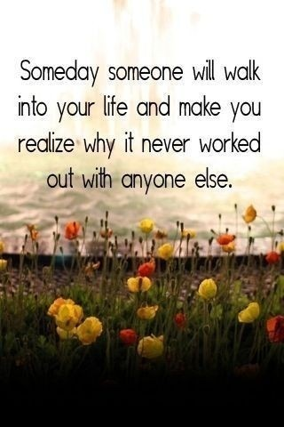 //: Someday, Inspiration, Quotes, Truth, My Life, So True, Thought, Walk