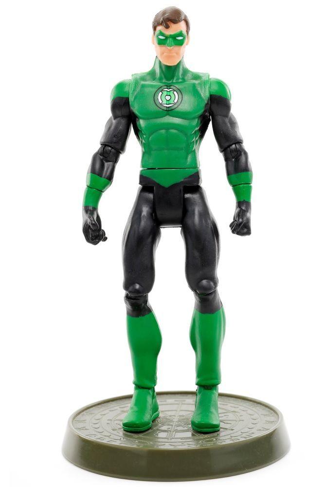 "DC Green Lantern First Flight HAL JORDAN 3.75"" Action Figure Best Buy Exclusive  #Mattel"