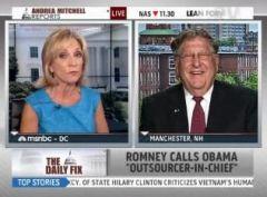 Video: Romney surrogate John Sununu laughs in Andrea Mitchell's face