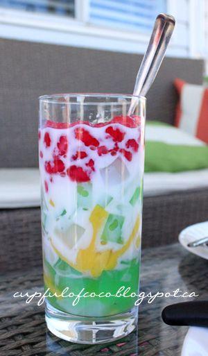 Chè Thái Lan - Viêt style - Yum, a fav