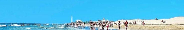 wyspa Gran Canaria - Hiszpania last minute - wczasy i wakacje zimową porą to rewelacyjny pomysł.
