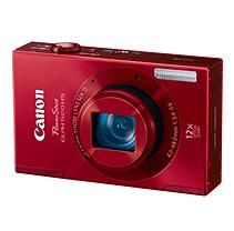 Canon ELPH 520 HS 10.1MP Digital Camera - Red